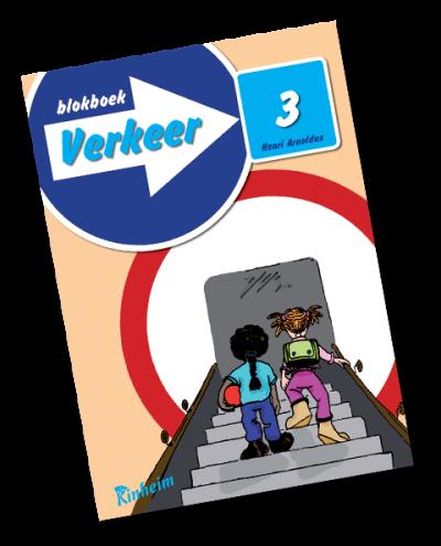 Blokboek Verkeer 3
