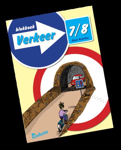 Blokboek Verkeer 7-8