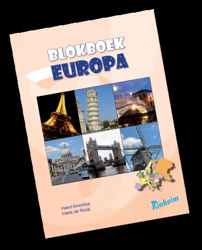 Blokboek Europa