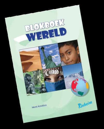 Blokboek Wereld