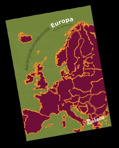 Aardrijkskundepuzzels Europa