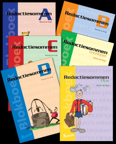 Proefpakket Redactiesommen
