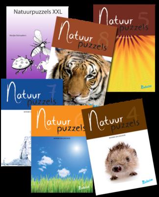 Proefpakket Natuurpuzzels