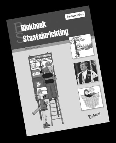 Blokboek Staatsinrichting Antwoorden