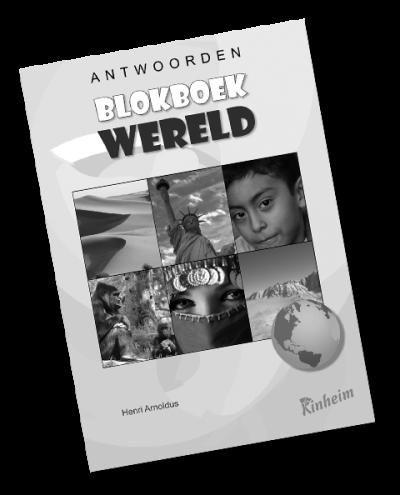 Blokboek Wereld Antwoorden