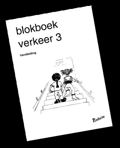 Blokboek Verkeer 3 Handleiding
