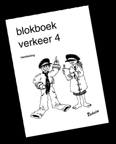 Blokboek Verkeer 4 Handleiding
