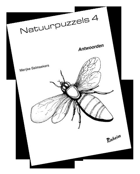 Natuurpuzzels 4 Antwoorden