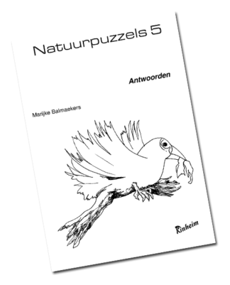 Natuurpuzzels 5 Antwoorden