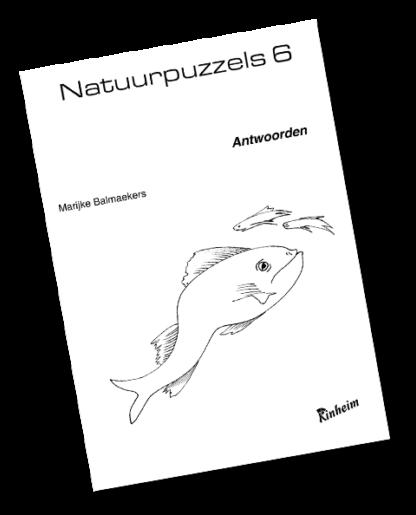 Natuurpuzzels 6 Antwoorden