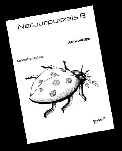 Natuurpuzzels 8 Antwoorden