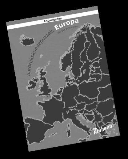 Aardrijkskundepuzzels Europa Antwoorden