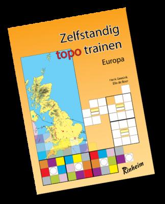 Zelfstandig Topo Trainen Europa