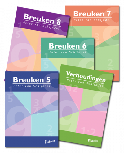 Proefpakket Breuken - verhoudingen