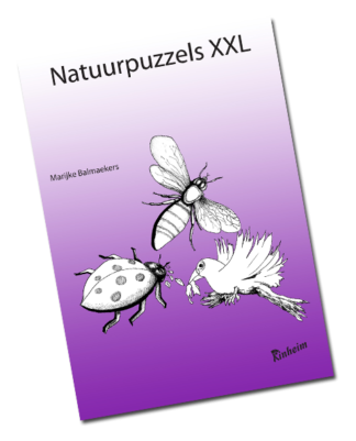 Natuurpuzzels XXL