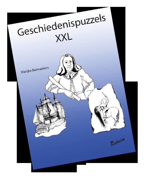 Geschiedenispuzzels XXL
