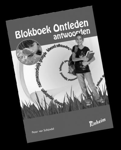 Blokboek Ontleden Antwoorden