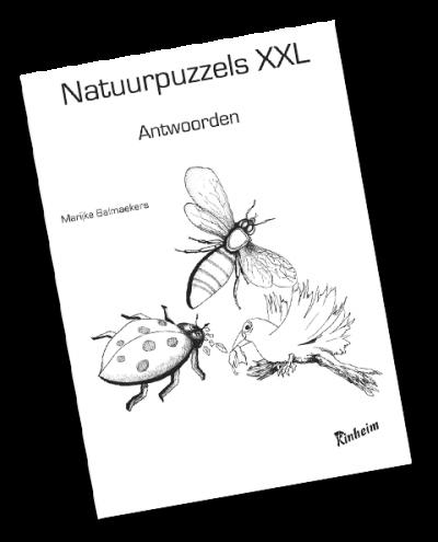 Natuurpuzzels XXL Antwoorden
