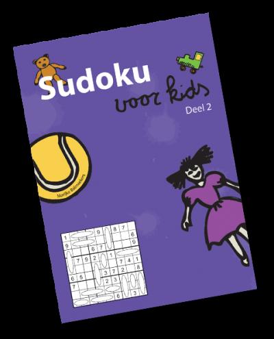 Sudoku Voor Kids 2