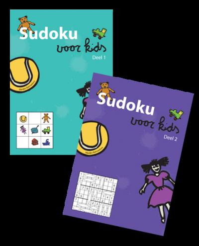 Proefpakket Sudoku's