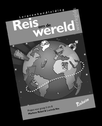 Werkgids Reis Om De Wereld Handleiding
