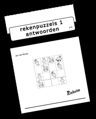 Rekenpuzzels 1 Antwoorden