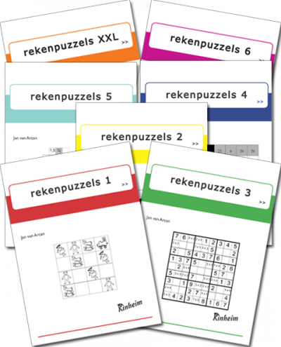 Proefpakket Rekenpuzzels