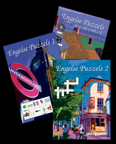 Proefpakket Engelse Puzzels