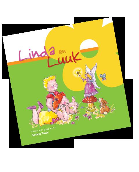 Linda en Luuk voorleesboek
