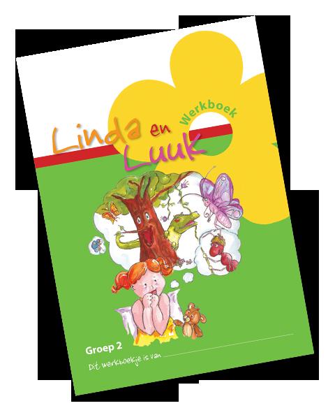 Linda en Luuk werkboek groep 2