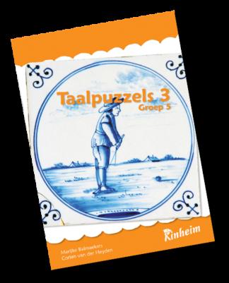 Taalpuzzels 3 groep 5