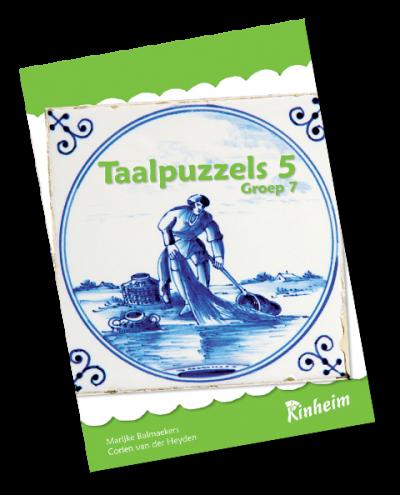 Taalpuzzels 5 groep 7