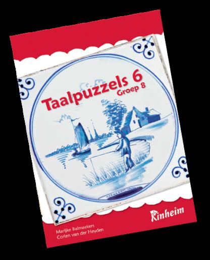Taalpuzzels 6 groep 8