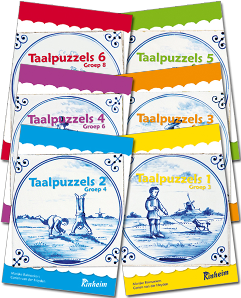 Proefpakket Taalpuzzels