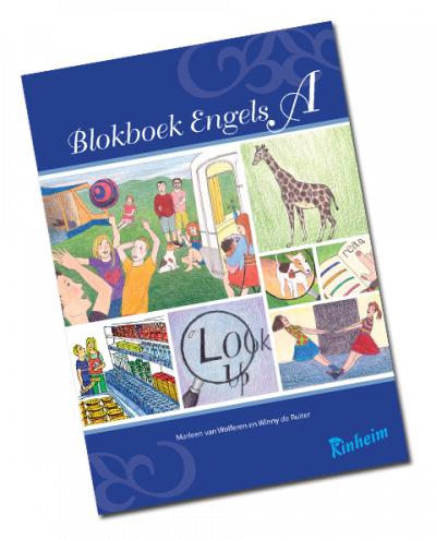 Blokboek Engels A