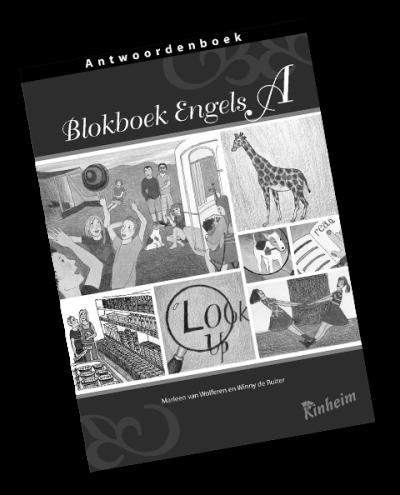 Blokboek Engels A Antwoorden