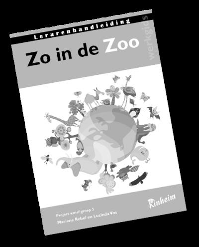 Werkgids Zo in de Zoo Handleiding