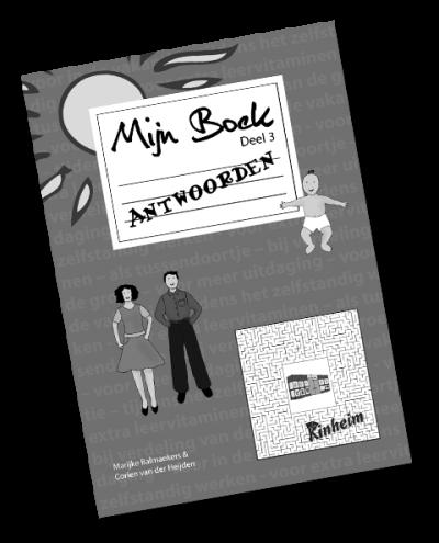 Mijn Boek deel 3 Antwoorden