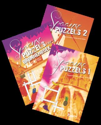 Proefpakket Spaanse Puzzels