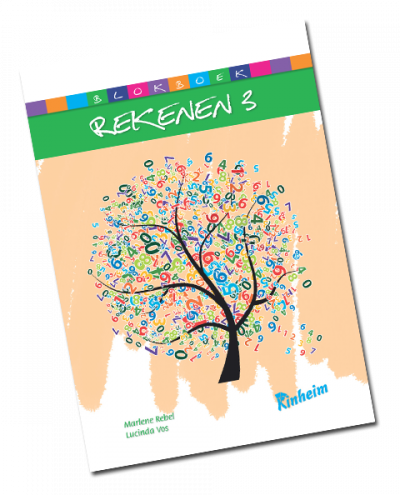 Blokboek Rekenen 3