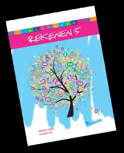 Blokboek Rekenen 5