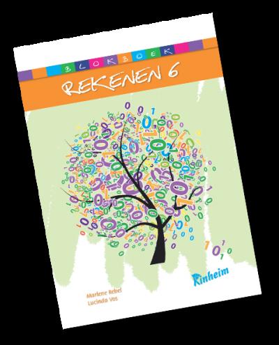 Blokboek Rekenen 6