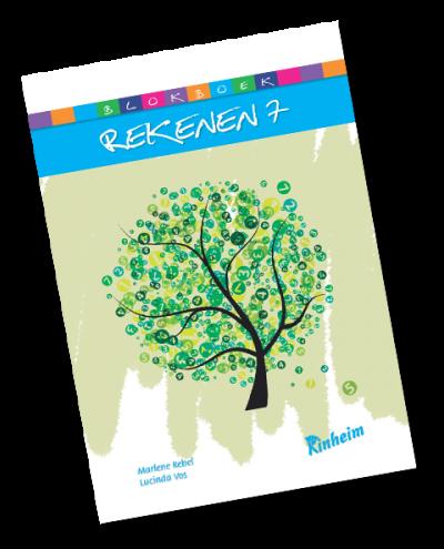 Blokboek Rekenen 7