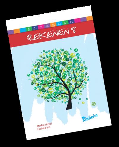 Blokboek Rekenen 8
