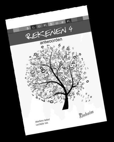 Blokboek Rekenen 4 Antwoorden