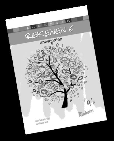 Blokboek Rekenen 6 Antwoorden
