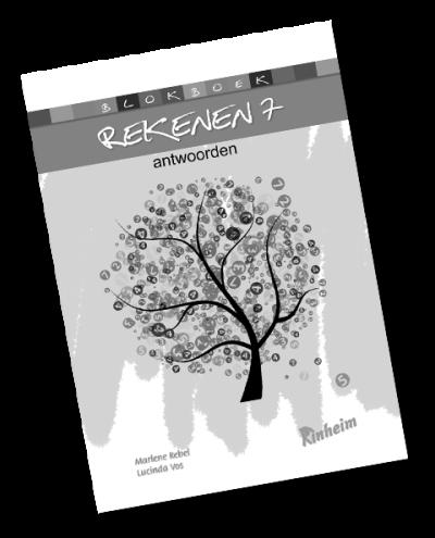 Blokboek Rekenen 7 Antwoorden