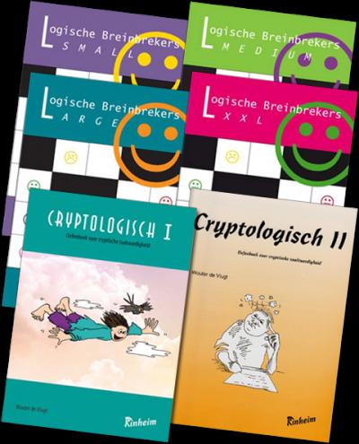 Proefpakket Cryptologisch / Logische Breinbrekers