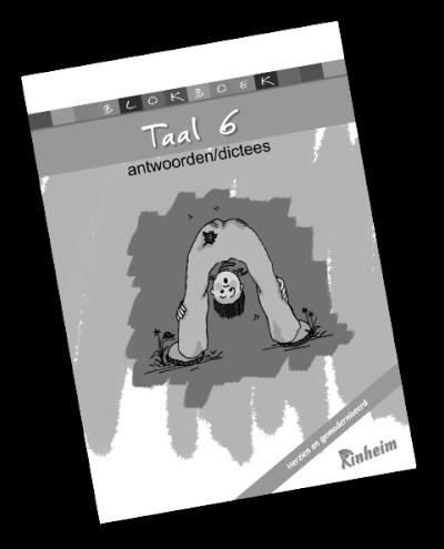 Blokboek Taal 6 Antwoorden