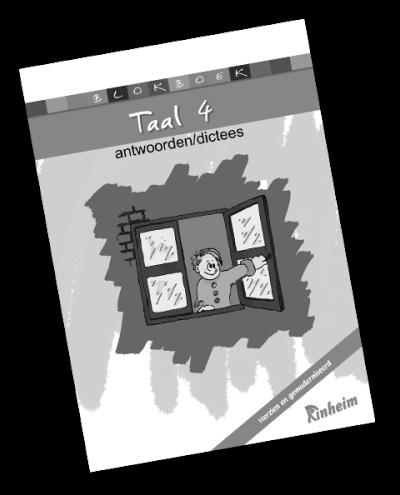 Blokboek Taal 4 (herzien) Antwoorden